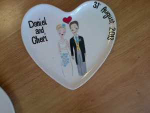 Love this - it matched the cake topper