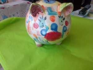 this little piggy .....