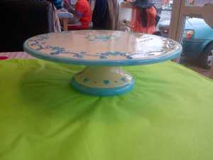 Cake Stand - the Great British Bake off would be proud of!